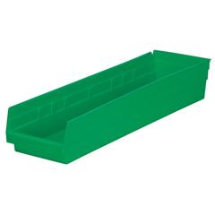AKR30164GREENCS - Akro-Mils24 inch Nesting Shelf Bin Box