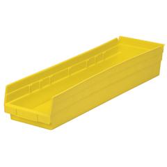 AKR30164YELLOCS - Akro-Mils24 inch Nesting Shelf Bin Box