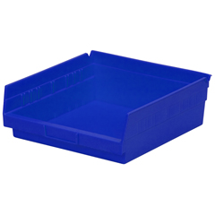 AKR30170BLUECS - Akro-Mils12 inch Nesting Shelf Bin Box