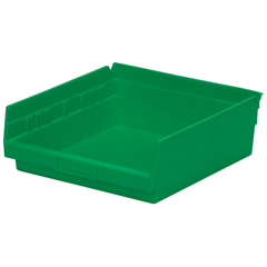 AKR30170GREENCS - Akro-Mils12 inch Nesting Shelf Bin Box