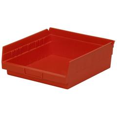 AKR30170REDCS - Akro-Mils12 inch Nesting Shelf Bin Box