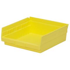 AKR30170YELLOCS - Akro-Mils12 inch Nesting Shelf Bin Box