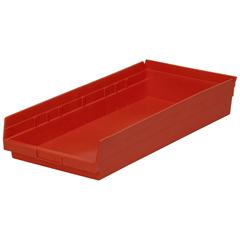 AKR30174REDCS - Akro-Mils24 inch Nesting Shelf Bin Box