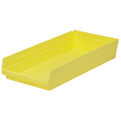 AKR30178YELLOCS - Akro-Mils18 inch Nesting Shelf Bin Box