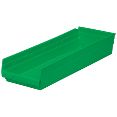 AKR30184GREENCS - Akro-Mils24 inch Nesting Shelf Bin Box
