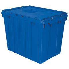 AKR39170BLUECS - Akro-MilsAttached Lid Containers