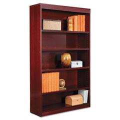 ALEBCS56036MY - Alera® Veneer Square Corner Bookcase