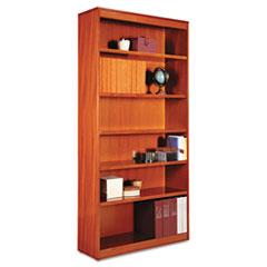 ALEBCS67236MC - Alera® Veneer Square Corner Bookcase