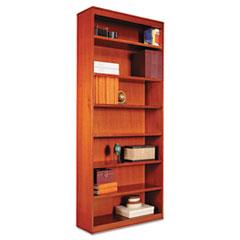 ALEBCS78436MC - Alera® Veneer Square Corner Bookcase