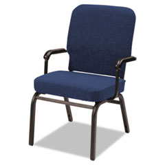ALEBT6520 - Alera® Oversize Stack Chair with Fixed Padded Arms