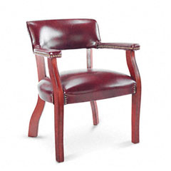 ALECE43VY31MY - Alera® Traditional Series Guest Arm Chair