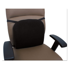 ALECGC411 - Alera® Cooling Gel Memory Foam Backrest