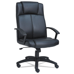 ALECL4119 - Alera® CL High-Back Leather Chair