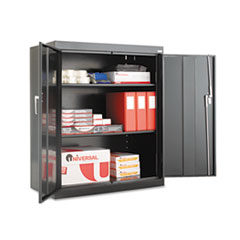 ALECM4218BK - Alera® Assembled Welded Storage Cabinet