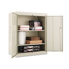 ALECM4218PY - Alera® Assembled Welded Storage Cabinet