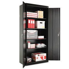 ALECM7818BK - Alera® Assembled Welded Storage Cabinet