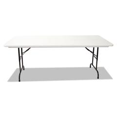 ALEFA307223 - Alera® Blow Molded Resin Top Folding Table