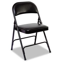 ALEFC96B - Alera® Steel Folding Chair with Two-Brace Support