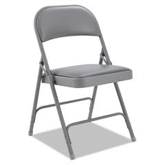 ALEFC96G - Alera® Steel Folding Chair with Two-Brace Support
