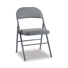 ALEFC97G - Alera® Steel Folding Chair with Two-Brace Support