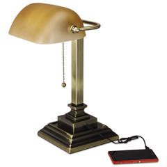 ALELMP517AB - Bankers Lamp