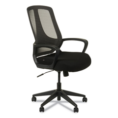 ALEMB4718 - Alera MB Series Mesh Mid-Back Office Chair