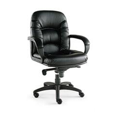 ALENI42CS10B - Alera® Nico Mid-Back Swivel/Tilt Chair