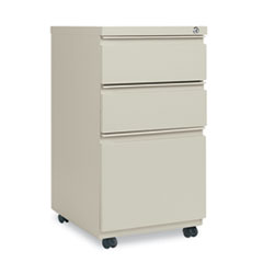 ALEPB532819PY - Alera® Mobile File Pedestal with Full-Length Pull