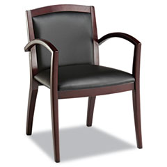 ALERL43BLS10M - Alera® Reception Lounge Series Solid Wood Chair