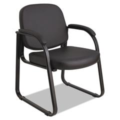 ALERL43C16 - Alera® Genaro Series Half-Back Sled Base Guest Chair