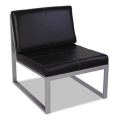 ALERL8319CS - Alera® Reception Lounge Series Armless Cube Chair