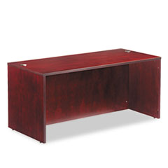 ALERN216630MM - Alera® Verona Veneer Series Straight Front Desk Shell