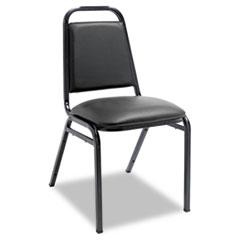 ALESC68VY10B - Alera® Vinyl Upholstered Chairs