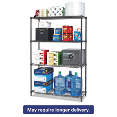 ALESW204818BA - Alera® BA Plus Wire Shelving Kit