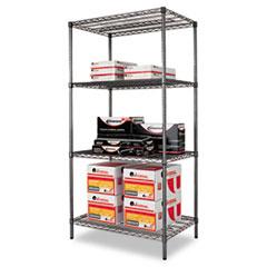 ALESW503624BA - Alera® Wire Shelving Starter Kit