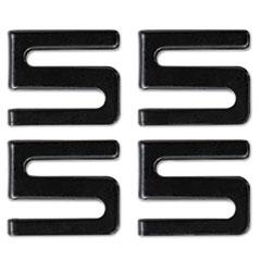 ALESW59SHBL - Alera® Wire Shelving S Hooks