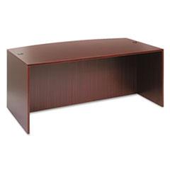 ALEVA227236MY - Alera® Valencia Series Bow Front Desk Shell