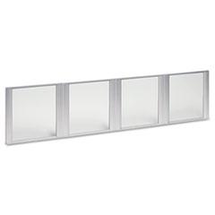 ALEVA301730 - Alera® Glass Door Set For Hutch
