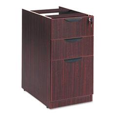 ALEVA532822MY - Alera® Valencia Series Box/Box/File Full Pedestal File
