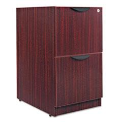 ALEVA542822MY - Alera® Valencia Series File/File Full Pedestal File