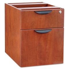 ALEVA552222MC - Alera® Valencia Series 3/4 Box/File Pedestal File