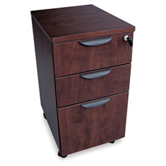 ALEVA572816MY - Alera® Valencia Series Mobile Box/Box/File Pedestal File