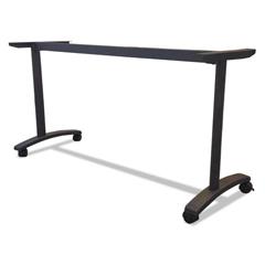 ALEVA7476BK - Alera® Valencia Series Training Table T-Leg Base