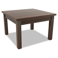 ALEVA7524MY - Alera® Valencia Series Corner Occasional Table