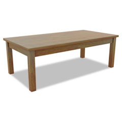 ALEVA7548MC - Alera® Valencia Series Corner Occasional Table