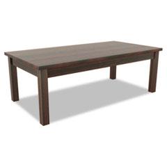 ALEVA7548MY - Alera® Valencia Series Corner Occasional Table