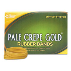 ALL21405 - Alliance® Pale Crepe Gold® Rubber Bands