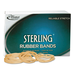 ALL24545 - Sterling Rubber Bands Rubber Bands, 54, Assorted Sizes, 1lb Box