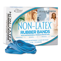 ALL42649 - Alliance® Antimicrobial Latex-Free Rubber Bands