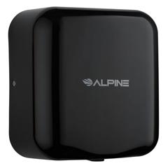 ALP400-10-BLA - AlpineHemlock  High Speed Commercial Hand Dryer
